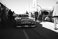 Manufacture de Course (J.Chartier) Tags: car mvs vintage racetrack racecar auto automotive automobile lemans lesgrandesheuresautomobiles france fujifilm fujifilmxt20 venturi