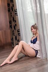DSC_5034 (錢龍) Tags: nikon d850 beauty sexy cute girl 雅涵 水舞行館 旅拍 內衣 性感 可愛 女孩 刺青
