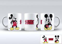 "Caneca ""Mickey"" (Bendita Ideia!) Tags: mickeymouse mickey disney minnie caneca mug"