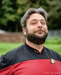 Commander Riker (REA // Photography) Tags: ct connecticut ctrenaissancefaire cosplay renfaire renaissancefaire riker scifi startrek startreknextgeneration williamriker