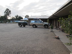 We stayed in a Motel on the Newell Hwy (spelio) Tags: travel from outback july 2011 driving rural nsw australia motel smoky accomodation