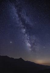Milky Way Skies In Sequoia National Park (juanord) Tags: