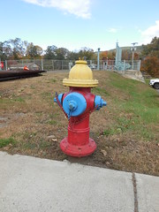 Mueller Co. - Centurion ASR - Shelburne Falls, MA (nhhydrants) Tags: hydrant shelburne falls massachusetts