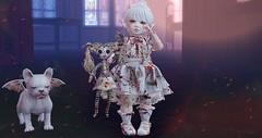 Lala - 411 (Lala - Secrets of a baby) Tags: bebe badseed headbento head taketomi new halloween