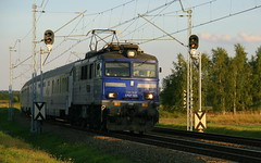 EP07-505, Warmątowice, 16.09.2018 (Marcin Kapica ...) Tags: kolej lokomotive locomotive bahn ep07 pkp ic railway rail railroad