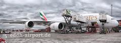 A6-EUW (timo.soyke) Tags: airbus a380 emirates hamburg eddh ham hamburgairport