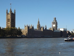 Parliament (lcfcian1) Tags: london england capital city parliament river thames riverthames water waterway buildings palaceofwestminster