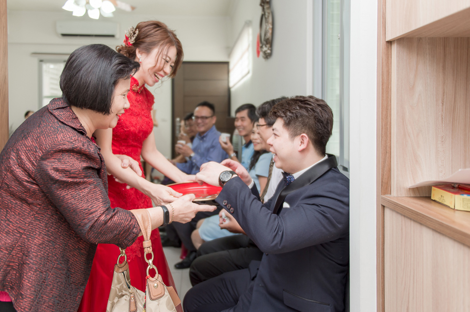 台南婚攝 海中寶料理餐廳 滿滿祝福的婚禮紀錄 W & H 036