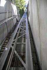 Elevator (noname_clark) Tags: vacation europe austria hohenwerfencastle castle elevator werfen