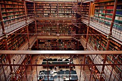 Rijksmuseum Research Library (Aránzazu Vel) Tags: library biblioteca rijksmuseum museum amsterdam netherlands holanda