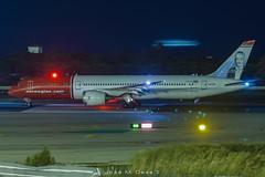 Norwegian Long Haul B787-9 LN-LNK (José M. Deza) Tags: 20181112 b7879 bcn boeing dreamliner elprat lebl lnlnk norwegain planespotting spotter aircraft