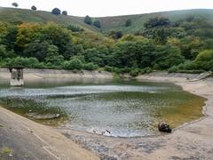 Blaen Bran Reservoir, Upper Cwmbran 23 September 2018 (Cold War Warrior) Tags: blaenbran reservoir cwmbran