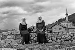Donne e minareto