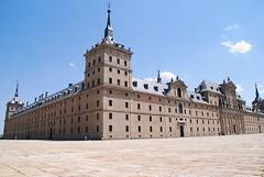 I wish I was there! (1) (dominiquita52) Tags: san lorenzo del escorial palais spain espagne building edifice