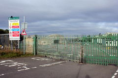 Bathgate. (boneytongue) Tags: bathgate scottish town west lothian private housing leyland factory site