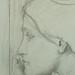 DEGAS Edgar,1860-62 - Sémiramis construisant Babylone, Etude (Louvre RF15488) - Detail 10