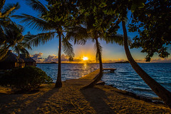 sunrise in bora bora (Benoit photography) Tags: 2018 beautiful city urban photographer photography photograph images pictures photos fotos bild street lightroom canon 6d photoshop benoitphotography bora sunset