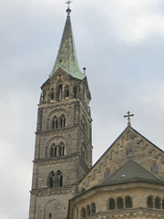 Bamberg Cathedral #2 (jimsawthat) Tags: church abby cathedral smalltown bamberg germany architecture historic