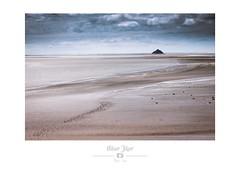 Tomblaine (Nibor Jiher) Tags: france manche matériaux montsaintmichel normandie paysage plage sable tomblaine materiau materiaux matériau paysages sables