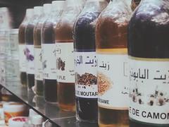 Bottled Moroccan Oil (jarakaye) Tags: oil medicine bottle casablanca morocco