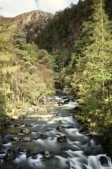 Beddgelert (Canonisity) Tags: ndgrad gradient littlestopper bigstopper flowing autumn river water beddgelert stream polariser leefilter wales