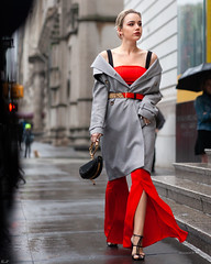 Photo (sigma.) Tags: nyfw ss19 women street style mode moda beauty fashion week paris newyorkfashionweek