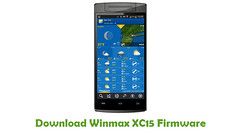 Winmax XC15 Firmware (AndroidRomFree.com) Tags: stock rom flash file firmware android