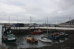 Cobh (lazy south's travels) Tags: cobh cove ireland europe european coast coastal irish fishing boat harbour