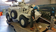 Panhard M3 VTT Armoured Personnel Carrier (sirgunho) Tags: national museum ireland decorative arts history dublin irish army forces air force panhard m3 vtt armoured personnel carrier