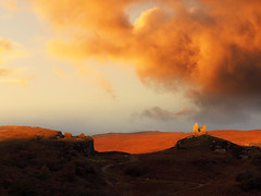 Castle Varrich... (Felip Prats) Tags: escocia escòcia scotland highlands albada amanecer sunrise castlevarrich tongue nwn