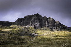 Storr ([CamCam]) Tags: scotland isle skye old man storr mountains black trotternish highlands hebrides isleofskye