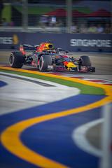 Daniel Ricciardo of Red Bull Racing (BP Chua) Tags: blue racing race motorsport f1 formulaone formula1 danielricciardo redbull redbullracing singaporegp f1nightrace canon 1dx 400mm