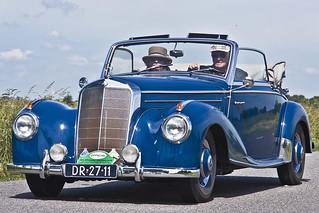 Mercedes-Benz 220 A Cabriolet 1951 (8845)