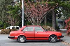 1982 Honda Accord (stephen trinder) Tags: stephentrinder stephentrinderphotography aotearoa kiwi landscape red thecarsofchristchurch thecarsofchristchurchnewzealand christchurchcars 1982 honda accord