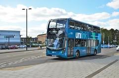 UniLink 1213 (stavioni) Tags: goahead group bluestar southampton double decker bus adl alexander dennis enviro 400 mmc hf18fet 1213