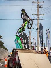 Car jump final star man (Man+machine) Tags: mountainbikes southernmtb pushbikes amazingalbany albany