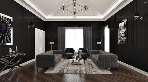 Mercedes Village Saik Design Interior Design Amp Decor