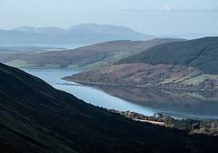Loch Striven - Oct 2018 (GOR44Photographic@Gmail.com) Tags: loch striven argyll island bute arran water sea trees reflection gor44 panasonic g9 45200mmf456 shadows scotland cowal