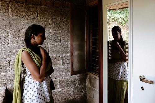 Specchio delle mie brame... Kerala, India, 2018