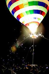 山口ゆめ花博ー夢のたねプロジェクト #1ーYamaguchi Yume Flower Expo - dream seed project #1 (kurumaebi) Tags: yamaguchi 阿知須 山口市 nikon d750 山口ゆめ花博 夢のたね 夜 night dreamseed 気球 balloon