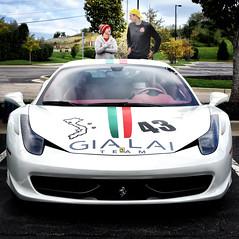 Gia Lai Ferrari at Austiin Landing near Dayton (Randy Durrum) Tags: gia lai ferrari dayton austin landing durrum nikon 5300 35mm car show