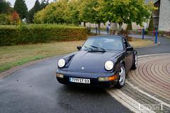 20181007 - Porsche 911 Carrera 2 - S(4034) - CARS AND COFFEE CENTRE - Chateau de Longue Plaine (laurent lhermet) Tags: carreras carrera chateaudelongueplaine domainedelongueplaine porsche911carrera porsche911carrera2 porsche porsche911 sel18105f4 sonya6000 carrera2 sony sonyilce6000