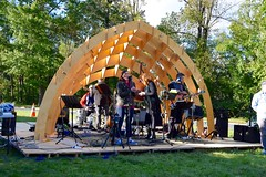 White Flint Placemaking Festival (Montgomery Parks, MNCPPC) Tags: whiteflintplacemakingfestival randolphhillsshoppingcenter planningdepartment popuppark fall autumn rockville october 2018 band bandshell firepit families children kids parents randolphcivicassociation chambergroup violins cello mikeriley foodvendors giantjenga popupinmontgomeryparksactivities