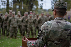 181013-A-PC761-1022 (416thTEC) Tags: 372nd 372ndenbde 397th 397thenbn 416th 416thtec 863rd 863rdenbn army armyreserve engineers fortsnelling hhc mgschanely minneapolis minnesota soldier usarmyreserve usarc battalion brigde command commander commanding historic