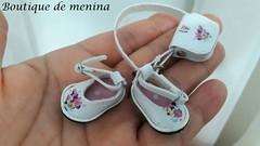Mickey e Minnie (Boutique de menina) Tags: mickeyeminnie sapatosparabonecas shoes latiyellow mmc muichan moranguinho bonecasarticuláveis bjds bolsas