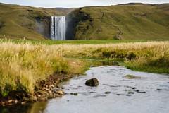 Skogafoss (polychromatisch) Tags: iceland sony alpha 7r3 7riii ilce7rm3 sel24105 sel24105g 24105 24105mm f4 f40 skogafoss waterfall