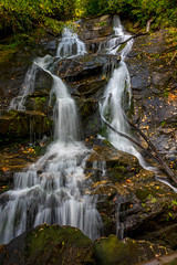 Ammons Creek Falls (Jon Ariel) Tags: rabuncounty georgia ga northgeorgia waterfall water october