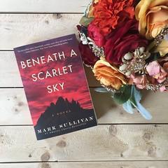 Beneath A Scarlet Sky A Novel By Mark Sullivan (katalaynet) Tags: follow happy me fun photooftheday beautiful love friends