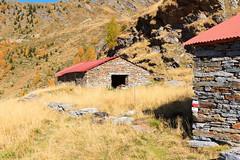 Calvaresc Sora (Roveclimb) Tags: mountain montagna alps alpi escursionismo hiking calanca valcalanca rossa calvaresc lagocalvaresc laghdecalvaresc autunno autumn fall season stagione