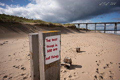 "Indeed (""A.S.A."") Tags: beach hartlepool northsands cleveland teeside northeast northeastcoast sand coast britain cloud sonya7rmkii zeissloxia2128 asa2018"